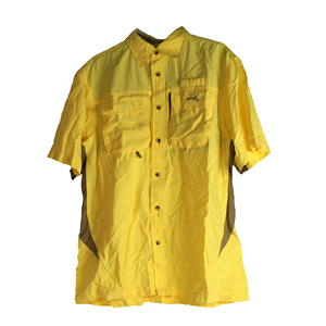 Natural Gear Dry Vent River Shirt Extra Large Solar