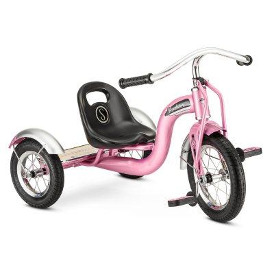 """12"""" Schwinn Red Roadster Trike, Pink.  Ends: Apr 1, 2015 9:00:00 AM CDT"""