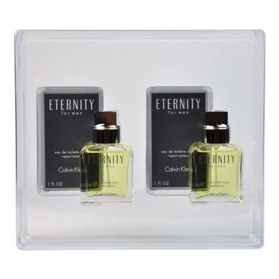 Calvin Klein Eternity for Men (2 pk.).  Ends: Oct 25, 2014 8:00:00 PM CDT
