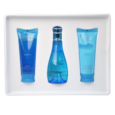 Davidoff Coolwater Fragrance Set for Women (3 pc.).  Ends: Oct 31, 2014 10:00:00 AM CDT