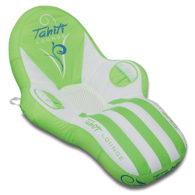 Tropical Tahiti Floating Lounge, Green.  Ends: May 31, 2016 7:55:00 PM CDT