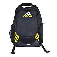 adidas Backpack (Black/Yellow)