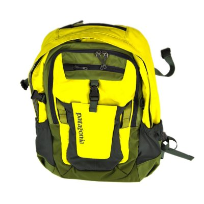 Patagonia Fuego Backpack, Yellow & Green.  Ends: Oct 24, 2014 3:35:00 PM CDT