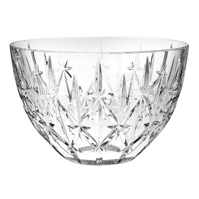 """Marquis by Waterford 9"""" Chrystalline Bowl.  Ends: Mar 2, 2015 2:25:00 PM CST"""
