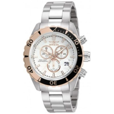 Invicta Men's Pro Diver Master of the Ocean Stainless Steel Watch