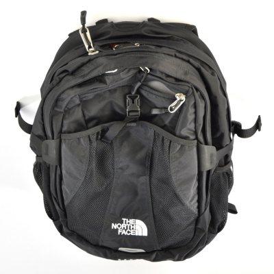 The North Face Slingshot Backpack, Black.  Ends: Nov 23, 2014 9:45:00 PM CST