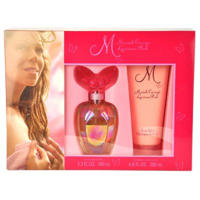 Luscious Pink by Mariah Carey, 2 pc. Gift Set for Her.  Ends: Nov 26, 2014 8:40:00 PM CST