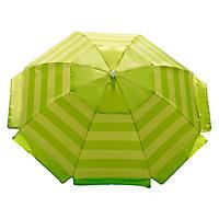 Nautica Beach Umbrella, Lime