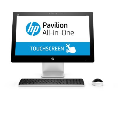 "HP Pavilion 23"" Touchscreen All-in-One 23-q137c, Intel Core i5-4460T, 6GB Memory, 1TB Hard Drive, Windows 10.  Ends: Jun 29, 2016 2:00:00 AM CDT"