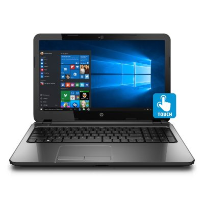 "HP 15.6""  HD WLED Touchscreen Notebook 15-g317cl , AMD A6-5200, 8GB Memory, 1TB Hard Drive, Windows 10.  Ends: May 25, 2016 4:00:00 PM CDT"