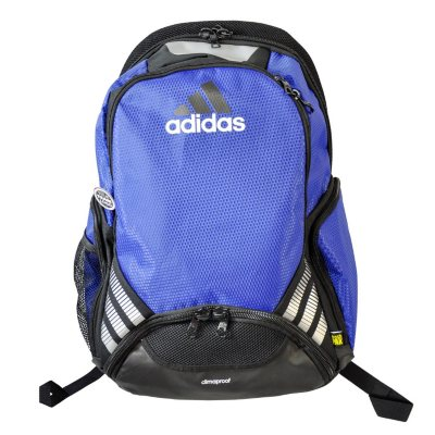 Adidas Team Speed BackPack, Royal Blue.  Ends: May 25, 2016 9:00:00 PM CDT