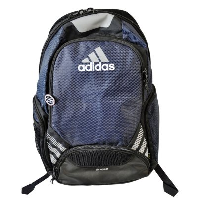 Adidas Team Speed BackPack, Navy Blue.  Ends: May 25, 2016 4:00:00 PM CDT