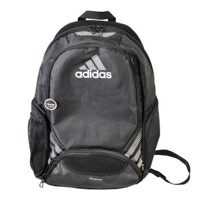 Adidas Team Speed BackPack, Black.  Ends: May 25, 2016 9:00:00 PM CDT