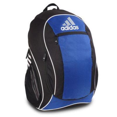 adidas Estadio Team Backpack, Blue & Black