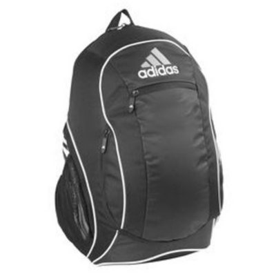 adidas Estadio Team Backpack, Black.  Ends: May 5, 2015 8:00:00 PM CDT