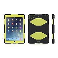 Griffin Technology Survivor All-Terrain Case w/ Stand for iPad Air, Green/Black
