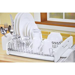 Kitchenaid Dish Drying Rack White Auctions