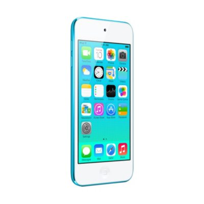 Apple iPod Touch 32GB 5th Generation, Blue.  Ends: Jan 26, 2015 7:00:00 PM CST