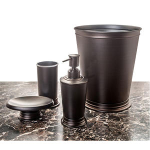 4 bathroom set rubbed bronze samsclub