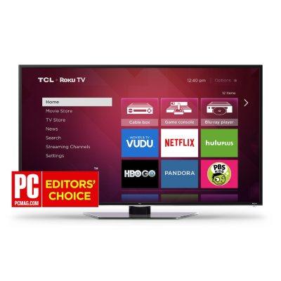 """40"""" TCL Roku Smart 1080p 120Hz LED HDTV.  Ends: Jan 29, 2015 10:45:00 PM CST"""