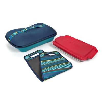 Arctic Zone Thermal Pro Molded Carrier, Blue.  Ends: Apr 29, 2016 11:00:00 AM CDT