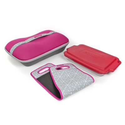 Arctic Zone Thermal Pro Molded Carrier, Pink.  Ends: Apr 28, 2016 8:00:00 PM CDT