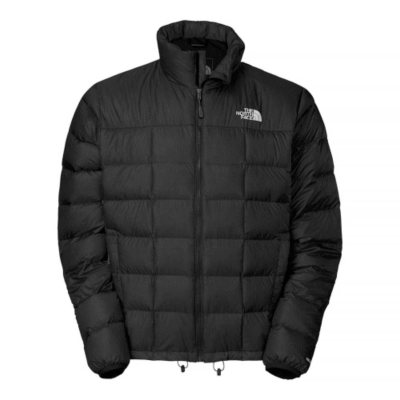 The North Face Men's Thunder Jacket, Black (Large).  Ends: May 3, 2016 11:00:00 PM CDT