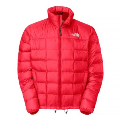 The North Face Men's Thunder Jacket, Red (Medium).  Ends: May 4, 2016 12:40:05 PM CDT