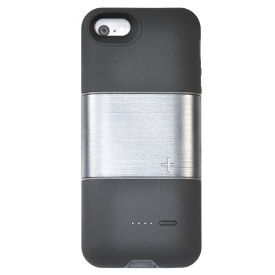 Logitech Protection [+] Power Case for Apple iPhone 5/5S SmartPhones, Black.  Ends: May 30, 2016 12:00:00 AM CDT