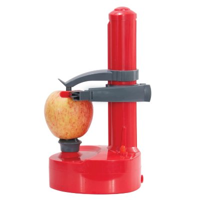 Dash Go Rapid Fruit and Vegetable Peeler, Red.  Ends: Nov 26, 2015 1:40:00 PM CST
