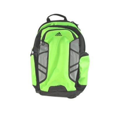 adidas Team Backpack, Lime & Black.  Ends: Mar 5, 2015 1:00:00 PM CST