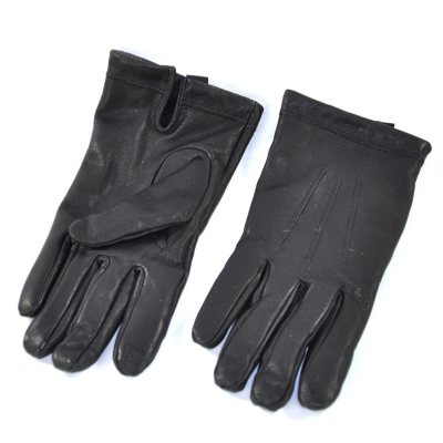 Isotoner Smart Touch Leather Glove, Large - Black.  Ends: May 27, 2015 4:30:00 PM CDT