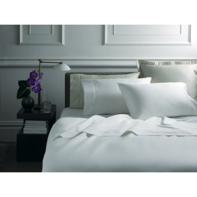 Hotel Luxury Reserve Collection 1,000 Thread Count Sheet Set, Ivory (King).  Ends: Mar 28, 2015 10:06:00 PM CDT