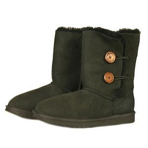 Sheepskin Boots - Size 8