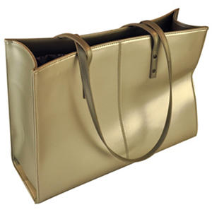Wilson's Leather Icon Tote Silver