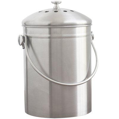 Augusta Milano™ 1.3 Gallon Compost Bin.  Ends: Aug 29, 2015 3:05:00 PM CDT