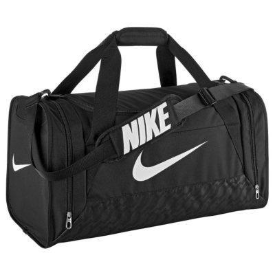 Nike Brasilia 6 Duffel - Black.  Ends: Aug 31, 2015 6:53:00 PM CDT