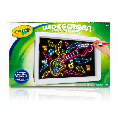 Crayola Wide Screen Light Designer.  Ends: Jun 29, 2016 5:00:00 PM CDT