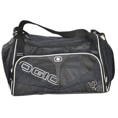 Ogio Endurance Duffel Bag, 3.0 Black.  Ends: May 29, 2015 7:35:00 PM CDT
