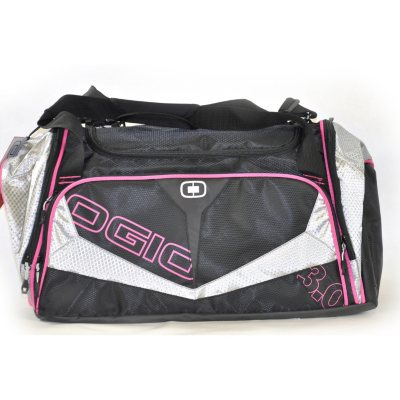 Ogio Endurance Duffel Bag, 3.0 Magenta.  Ends: May 28, 2015 11:10:00 PM CDT