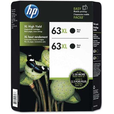HP 62XL Black High