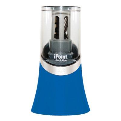 Wescott Titanium Non Stick iPoint Evolution Pencil Sharpener, Blue