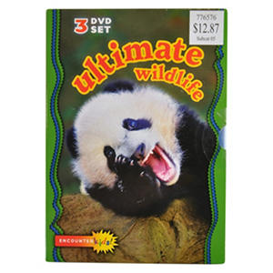 Animal Fun 3D Movie - Ultimate Wildlife