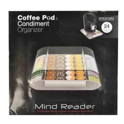 Mind Reader K-CUP Organizer Grey