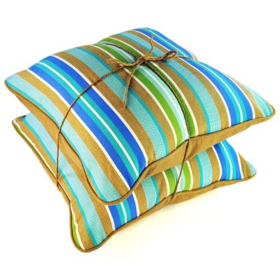 Peak Season Outdoor Pillows, Paramount Oasis (2 Pk.).  Ends: Jul 25, 2014 6:30:00 AM CDT