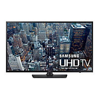 "Samsung 40"" Class 4k Ultra HD LED Smart TV, UN40JU640DAFXZA"