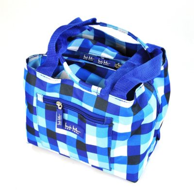 Nicole Miller Insulated Lunch Tote with 3 pc. Food Storage.  Ends: Oct 2, 2014 8:20:00 AM CDT
