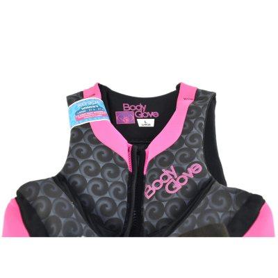 Body Glove Women's PFD, Pink (Medium).  Ends: Oct 1, 2014 7:15:00 PM CDT