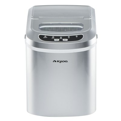 IGLOO Compact Ice Maker.  Ends: Oct 31, 2014 7:50:00 AM CDT