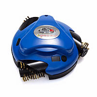 Grillbot Automatic Grill Cleaner, Blue